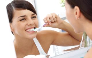 Разновидности зубных паст для отбеливания
