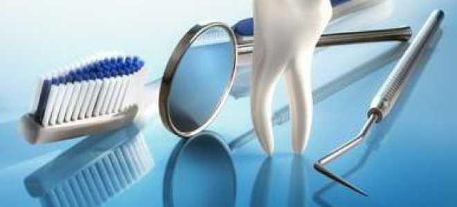 Методы, используемые для очистки десен
