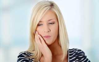 Болит залеченный запломбированный зуб