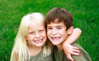 Выпадают ли задние зубы у детей