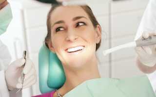 Можно ли вставлять зубы при беременности