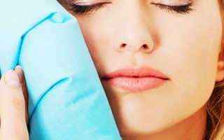 Опухоль щеки – что делать, лекарства