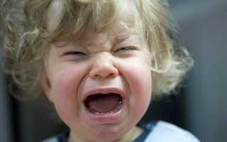 Язвочки во рту у ребенка и температура