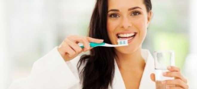 Зубная паста без фтора список