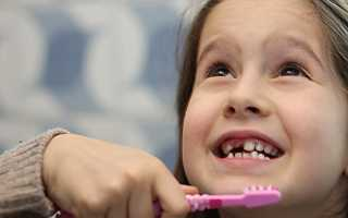 Сколько зубов у ребенка в 6 лет