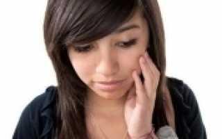 Зуб мудрости режется и болит что делать