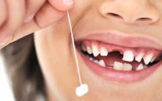 Нормы и порядок прорезывания и выпадения зубов у детей (таблица)