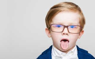 Подрезать уздечку языка ребенку