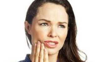Болят здоровые зубы причины