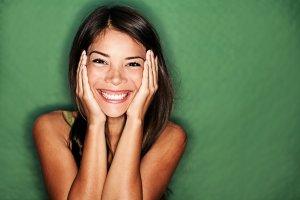 Фото: Белоснежная улыбка преображает