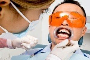 Фото: Безопасное отбеливание зубов в стоматологии